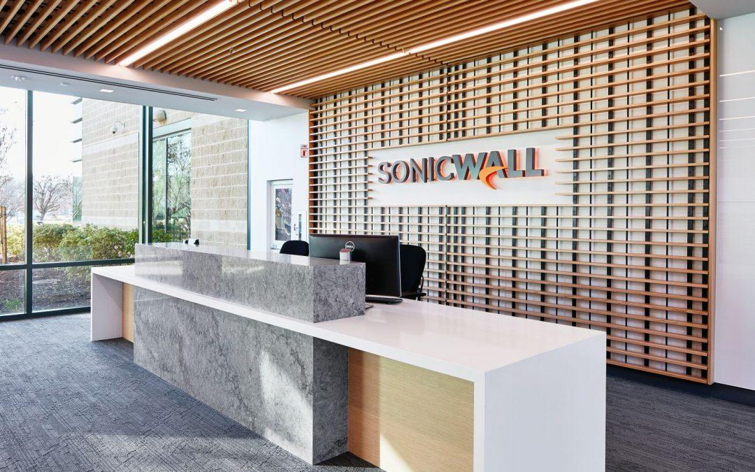 Sonic Wall interior