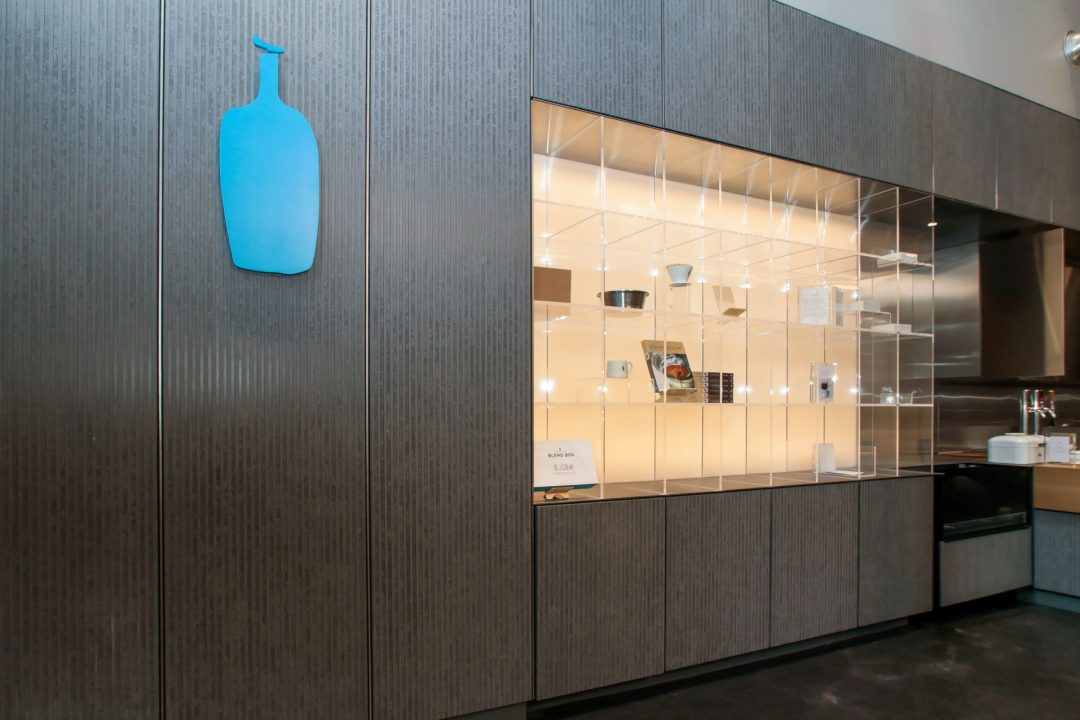 The Blue Bottle experience