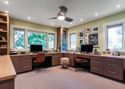 Custom desks and workspaces
