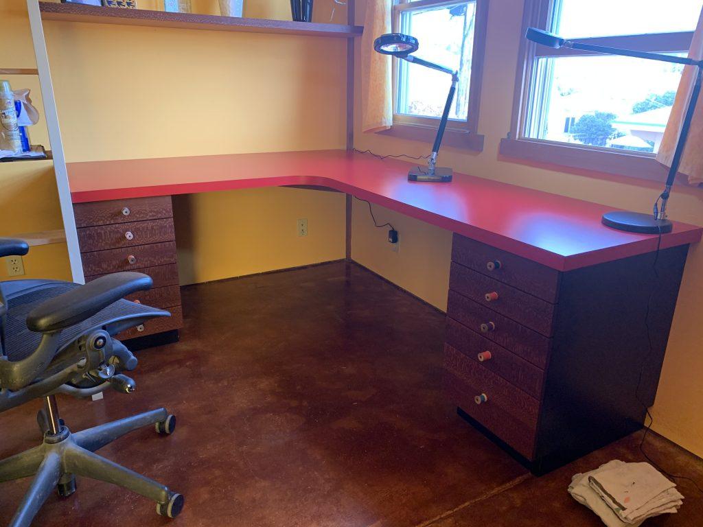 residential desk