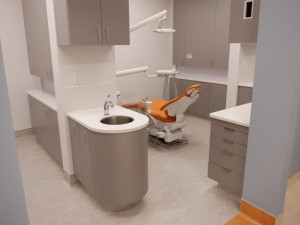 NEMS Dental | GC: Hillhouse | Architect: MGC Architecture