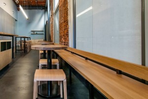 Blue Bottle | GC: Doyle | Architect: BCJ