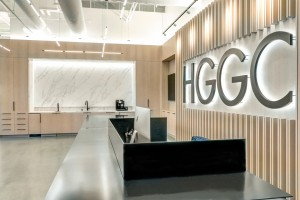 HGGC  |  GC: Gilbane  |  Architect: Gensler